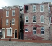 Houses in Fells Point