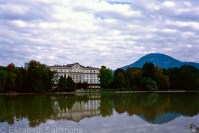 Leopoldskron Palace was used to film the exteriors of the home of the von Trapp family.
