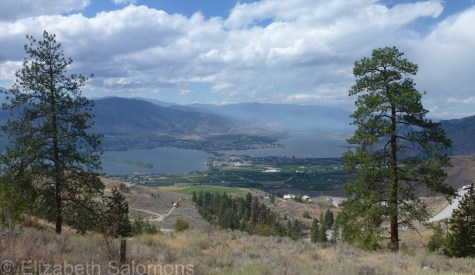 My first look at Osoyoos, British Columbia
