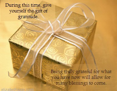 Gift Yourself with Gratitude