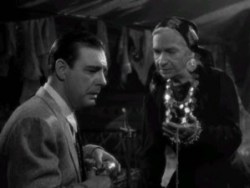 """The fortune teller from 1941's """"The Wolf Man"""" starring Lon Chaney, Jr"""