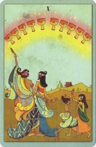 From the Tarot Nusantara