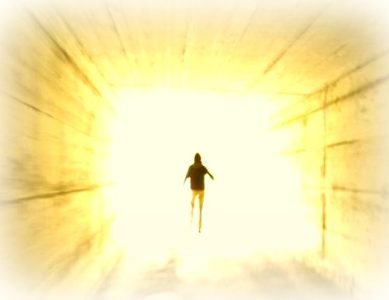 """Those Who Greet Us at the End of """"The Tunnel of Light"""""""