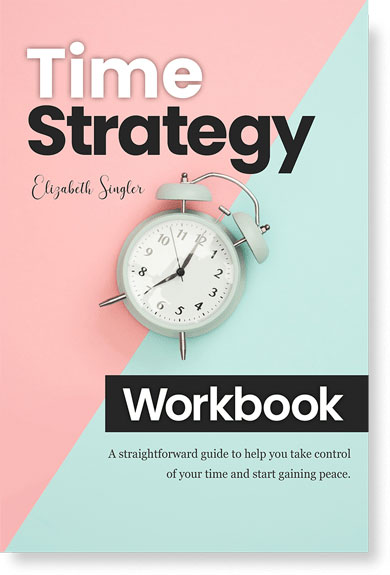 free workbook time management for moms