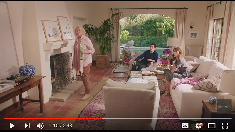 Set Designs Of The New Nancy Meyers Movie Home Again – The