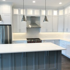 New Kitchen Lowes Backsplash For Design Updates Our Elizabeth Street Post Below Is What The Would Have Looked Like With Builder S Selections We Got To Go Through One Of His Finished Properties See Very Lovely