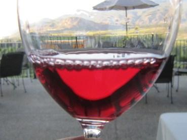 Rosé at See Ya Later Ranch