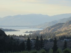 View from See Ya Later Ranch Winery