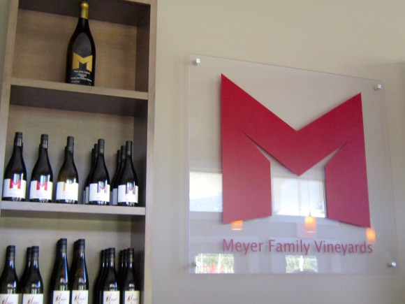 Meyer Family Vineyards, Okanagan Falls,