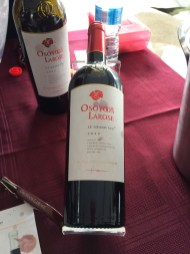 Osoyoos LaRose Le Grand Vin