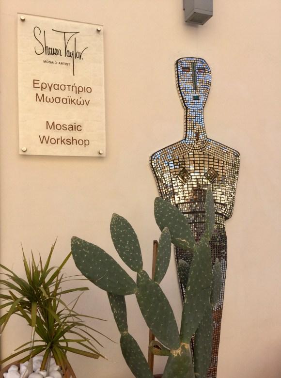 Sharen Taylor's Mosaic Workshop