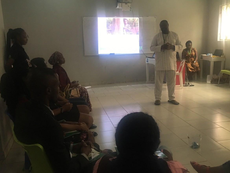 Dr Kayode, speaking on behalf of Heartland Alliance International