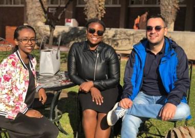 The Sessions Team: Shahd, ETP, Majko