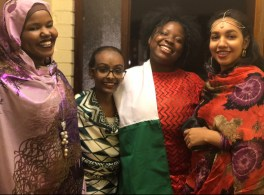 Nigeria x Sudan: Alaa, Shahd, ETP, Safa
