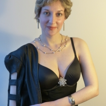 Elizabeth Tryon one shoulder photo (2)