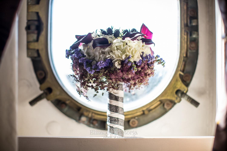 Queen Mary Long Beach Nightmare Before Christmas Wedding - Elizabeth ...