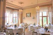 Orchardleigh House Wedding Breakfast- Elizabeth Weddings
