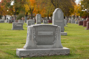 Gravestones or portals for Ingress?