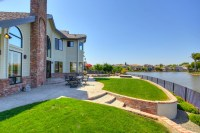 Another Luxury Waterfront Home in Riverlake for Sale ...