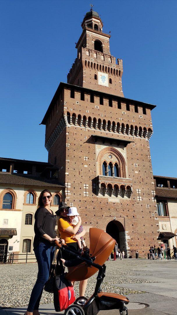 Torre em Milão