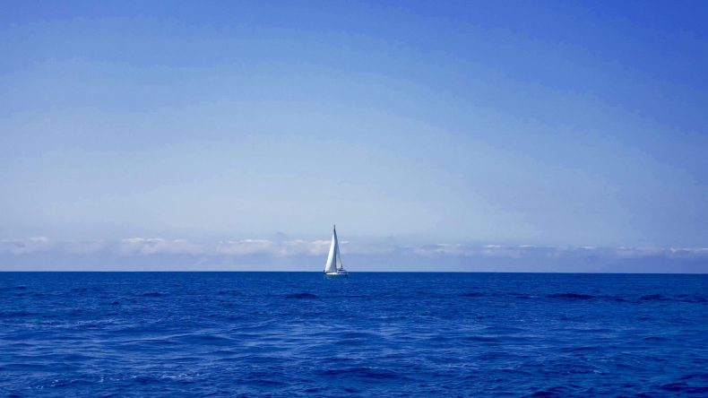 Lindo mar da Liguria. Cinque Terre
