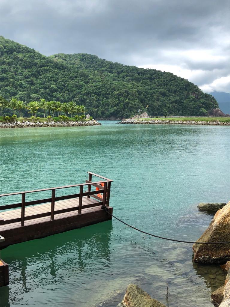 Paraty : Praia do Sono, Foto e informações: Gisele Carpin