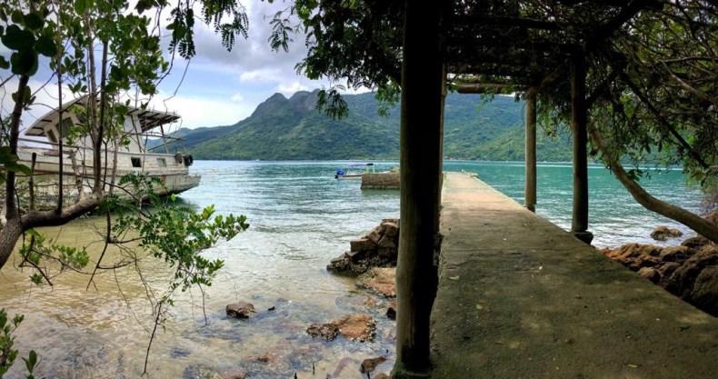 Paraty: Saco do Mamanguá. Foto e informações: Gisele Carpin