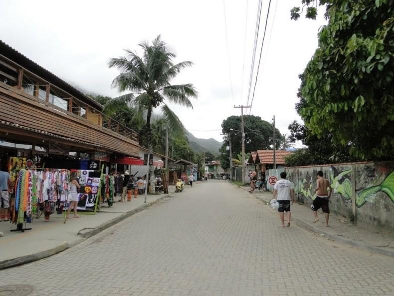 iVla de Trindade, Paraty. Foto retirada do site CatracaLivre
