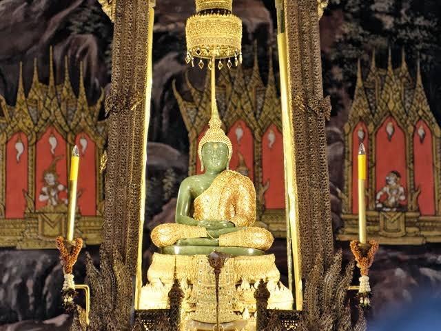 Buda de Esmeralda. Foto retirada da Wikipedia