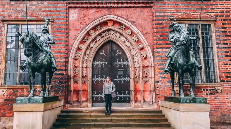 Portão da Câmera de Comércio, Bremen