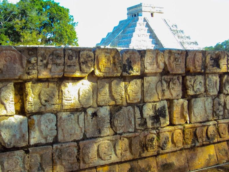 Ruínas Maya de Chichén Itzá