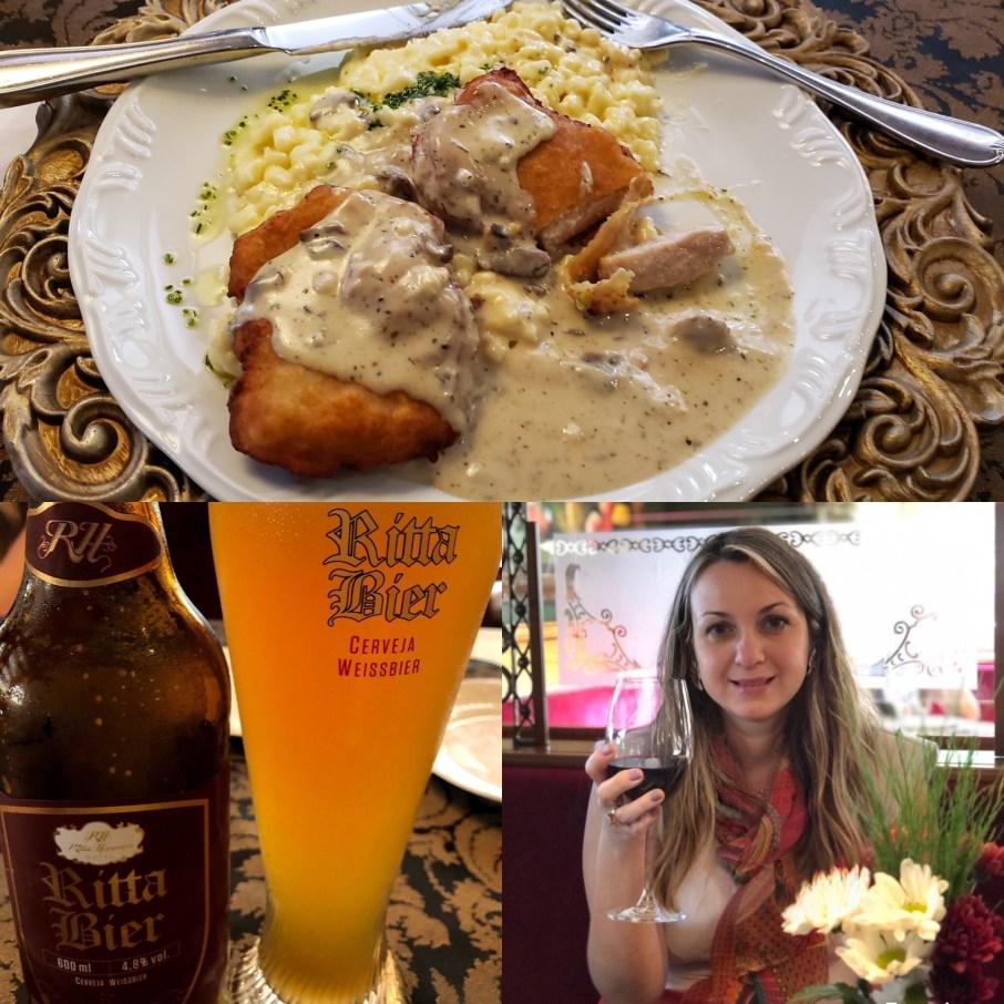 Restaurante do Hotel Ritta Höppner