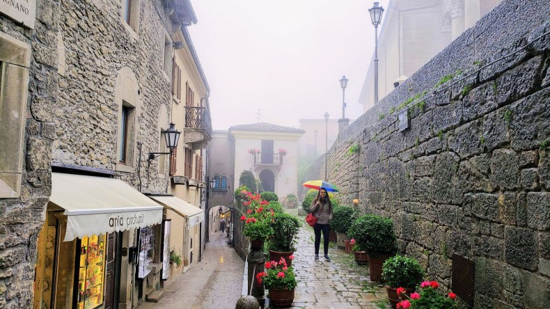 Ruas de San Marino