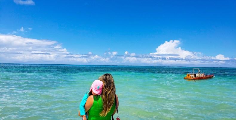 Praia de Campas, Tamandaré, Pernambuco