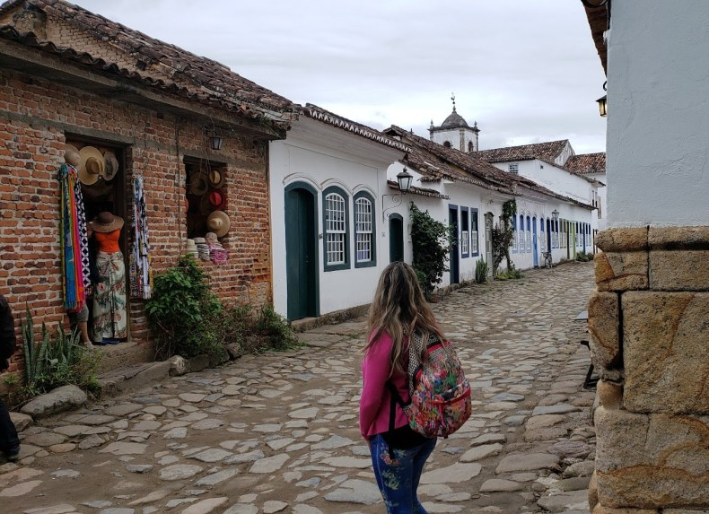 Estrada de Cunha Paraty