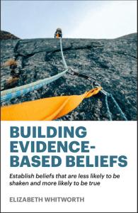 Building evidence-based beliefs