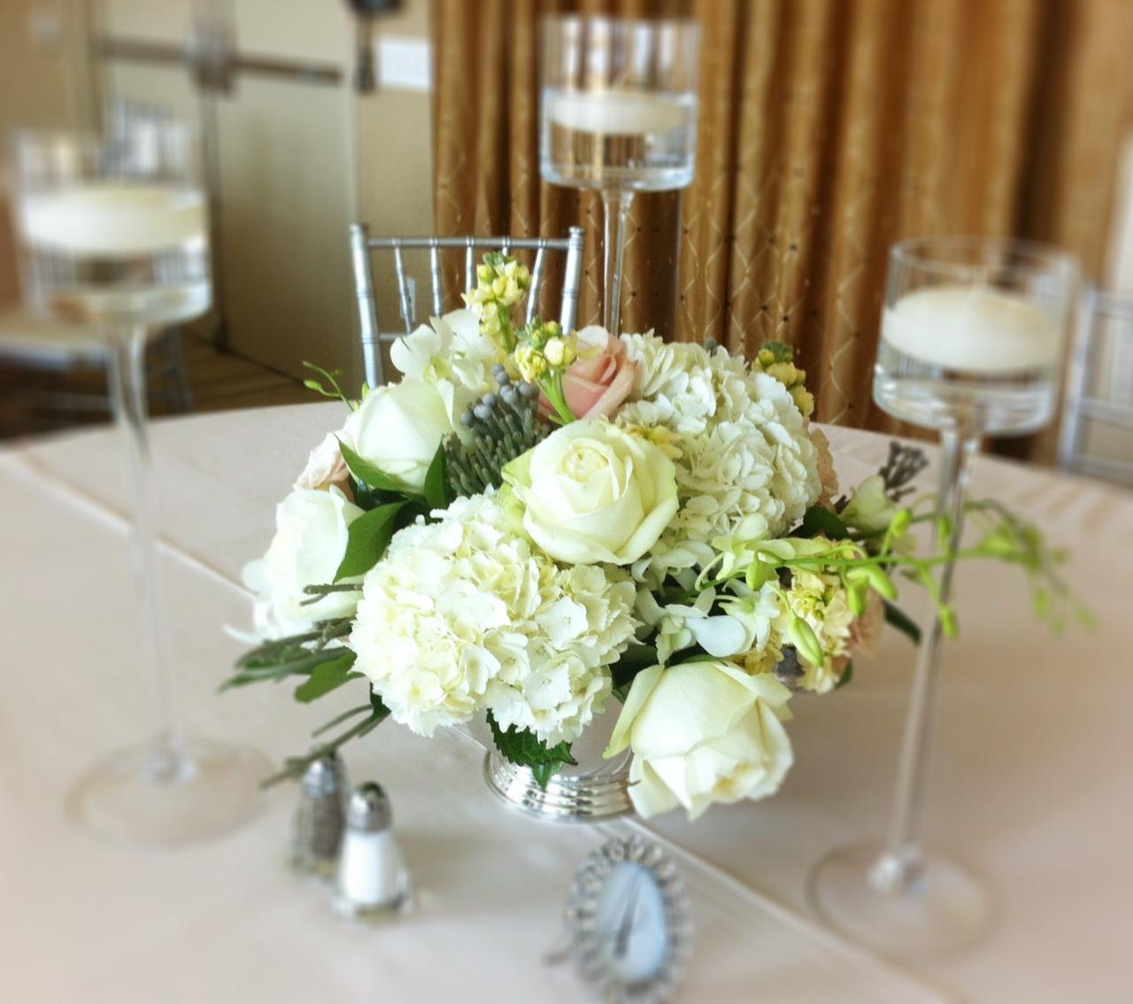 25th Wedding Anniversary Party  Vow Renewal Ceremony  Elizabeth Wray Design