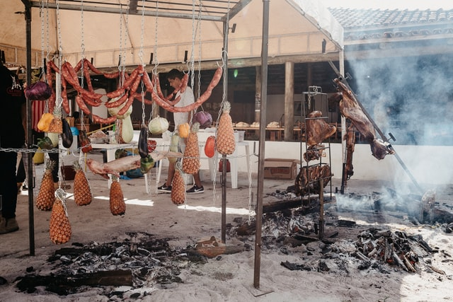 Where does BBQ culture come from? The BBQ Festival-Sizzling Summer Social.