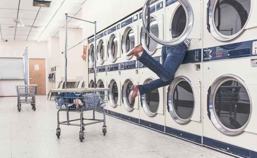 Why I can no longer lift laundry detergent
