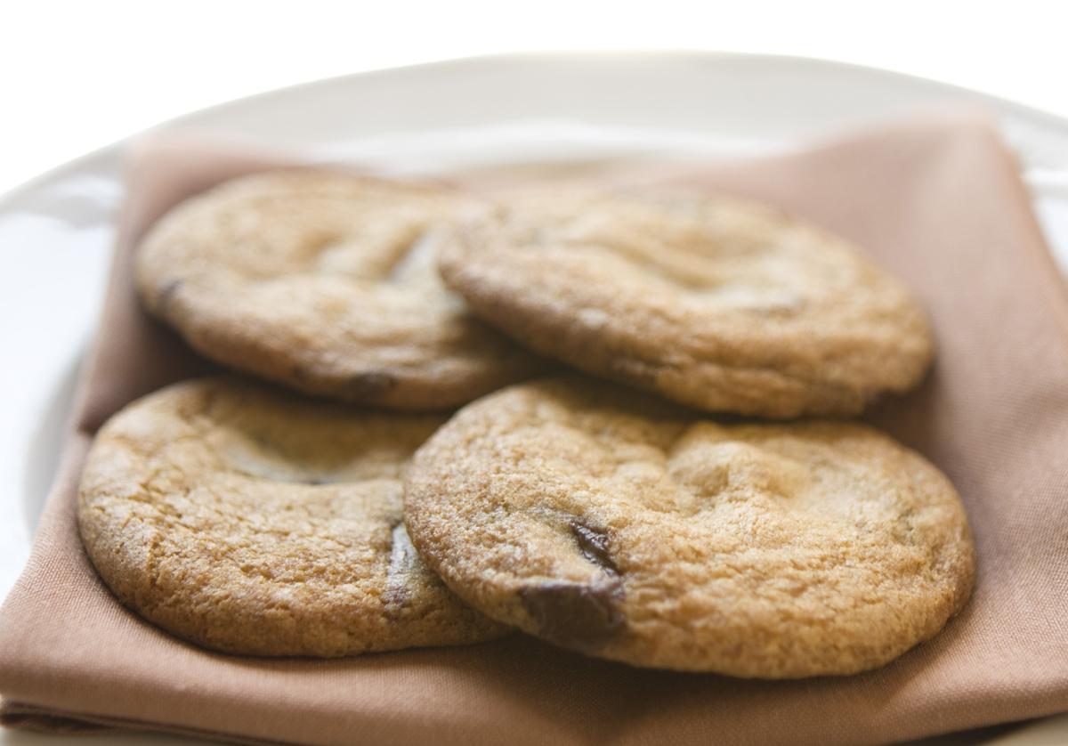 Sepia cookies (photo by Martha Williams)