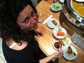 Kulu Kulu Sushi - Allegra Catolfi Salvoni