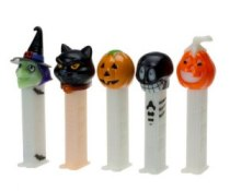 Best Halloween Treats - Pez Dispenser