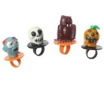 Best Halloween Treat - Spooky Halloween Rings