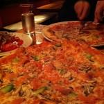Cheap Eats in London: Stringray Pizza & Pasta Café