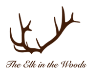 The Elk in the Woods Logo