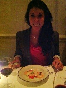 Gauthier Review Dessert - Eliza Flynn