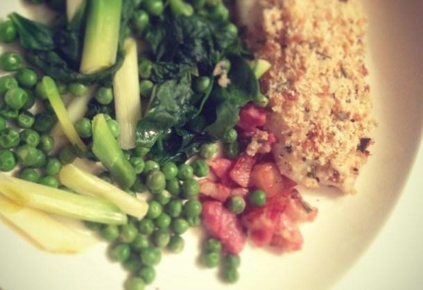 Healthy Baked Haddock recipe