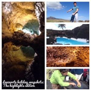 Natural Wonders tour, Lanzarote