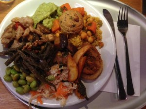 Tibits Vegan Restaurant Review