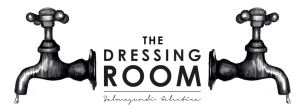 The Dressing Room London Popup - logo